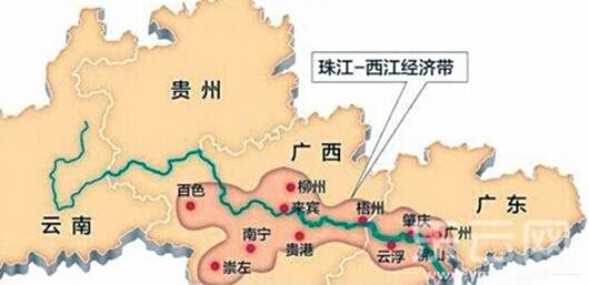 響應《珠江--西江經濟帶發展規劃》——港園聯動 以港興城