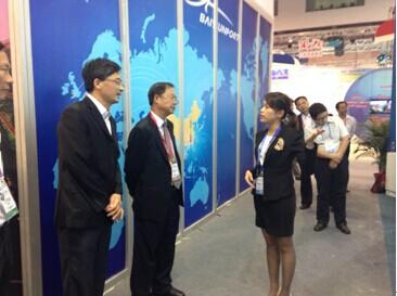 肇慶三榕港參展2014廣東21世紀海上絲綢之路國際博覽會