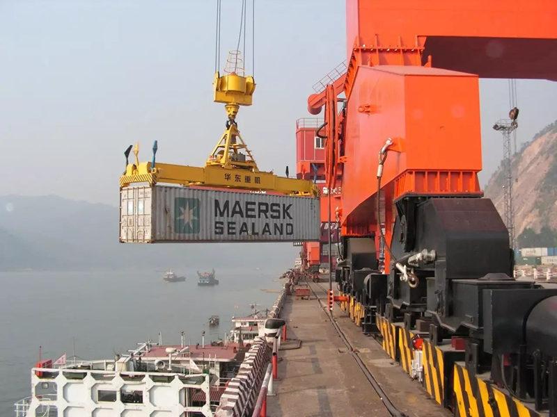 貨從西南來!肇慶三榕港打造大灣區連接大西南樞紐中轉港